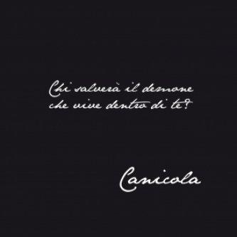 Copertina dell'album Chi salverà il demone che vive dentro di te?, di Canicola