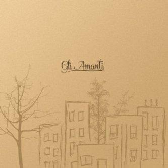 Copertina dell'album Gli Amanti (EP), di Gli Amanti