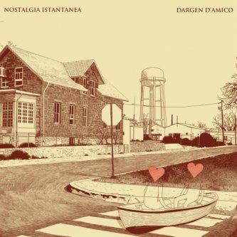 Copertina dell'album Nostalgia Istantanea, di Dargen D'Amico