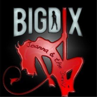 Copertina dell'album Joanna & The Devil, di BigDix