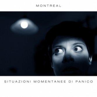 Copertina dell'album Situazioni Momentanee di Panico, di Montreal