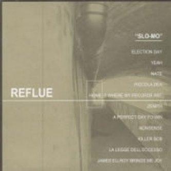 Copertina dell'album Slo-mo, di Reflue
