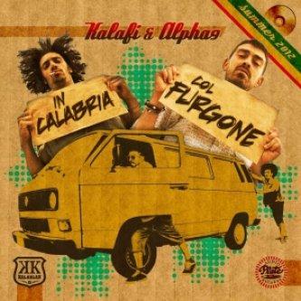 Copertina dell'album In Calabria col furgone, di KALAFI