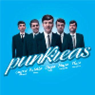 Copertina dell'album Falso, di Punkreas