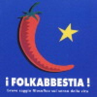 Copertina dell'album breve saggio filosofico sul senso della vita, di Folkabbestia