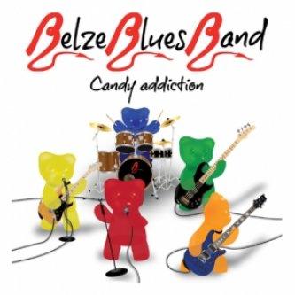 Copertina dell'album Candy Addiction, di BelzeBluesBand