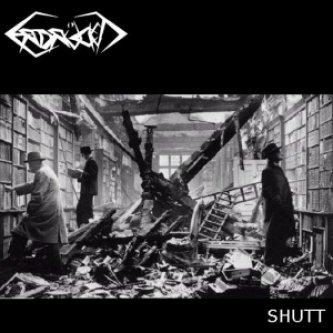 Copertina dell'album Shutt, di Erdruckt