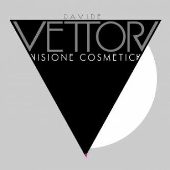 Copertina dell'album Visione Cosmetica, di DavideVettori