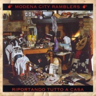 Copertina dell'album Riportando tutto a casa, di Modena City Ramblers