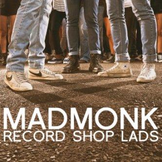 Record shop lads