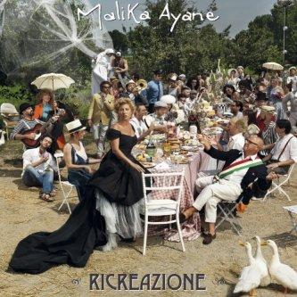 Copertina dell'album Ricreazione, di Malika Ayane