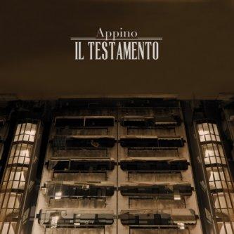 Copertina dell'album Il testamento, di Appino