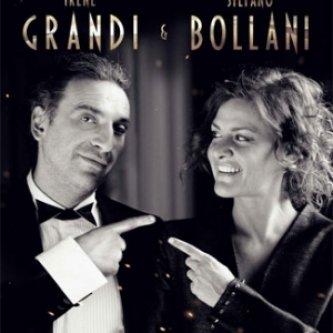 Copertina dell'album Irene Grandi & Stefano Bollani, di Irene Grandi & Stefano Bollani