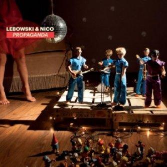 Copertina dell'album Propaganda, di Lebowski