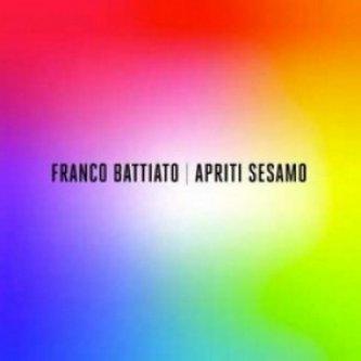 Copertina dell'album Apriti Sesamo, di Franco Battiato