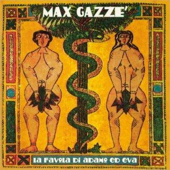 Copertina dell'album La Favola Di Adamo Ed Eva, di Max Gazzè