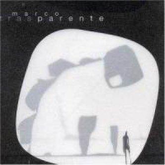 Copertina dell'album Trasparente, di Marco Parente