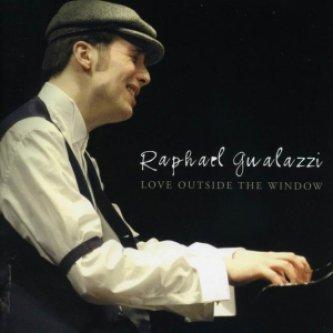 Copertina dell'album Love outside the window, di Raphael Gualazzi