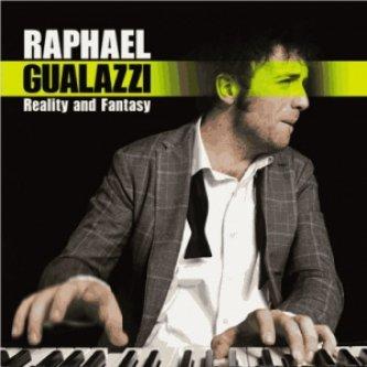 Copertina dell'album Reality and Fantasy, di Raphael Gualazzi