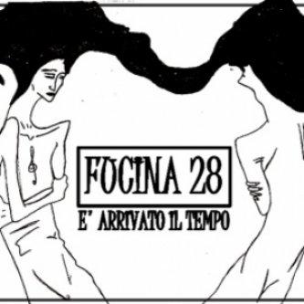 Copertina dell'album E' arrivato il tempo, di Fucina28