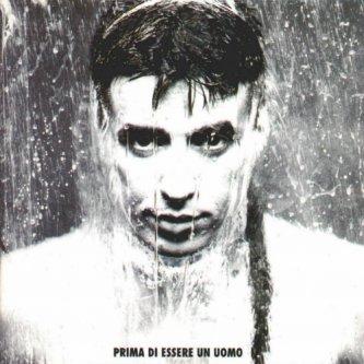 Copertina dell'album Prima di essere un uomo, di Daniele Silvestri