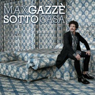 Copertina dell'album Sotto casa, di Max Gazzè