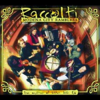 Copertina dell'album Raccolti, di Modena City Ramblers