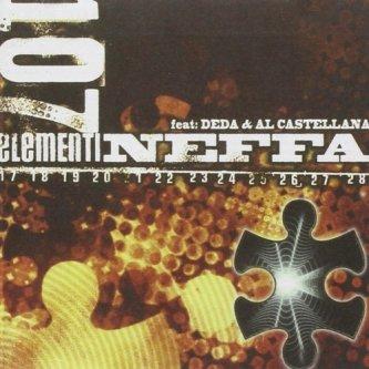 Copertina dell'album 107 elementi, di Neffa