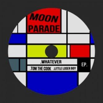 Copertina dell'album Moon Parade Ep, di Moon Parade