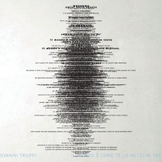 Copertina dell'album Il mondo è come te lo metti in testa, di Giovanni Truppi