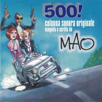 Copertina dell'album 500! (col. son), di Mao