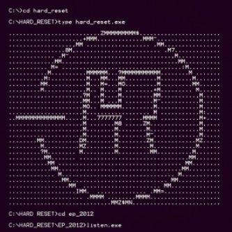 Copertina dell'album Hard Reset, di Hard Reset