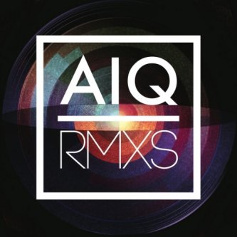 Copertina dell'album AiQ RMXS, di Brian Burgan