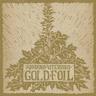 Copertina dell'album Goldfoil, di Adriano Viterbini