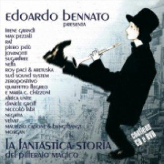 Copertina dell'album La fantastica storia del pifferaio magico, di Edoardo Bennato