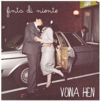 """Copertina dell'album """"FINTA DI NIENTE"""" EP, di Voina"""