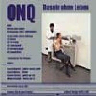 Copertina dell'album Dasein ohne leben, di Onq
