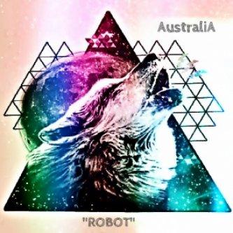 Copertina dell'album S/T, di Australia