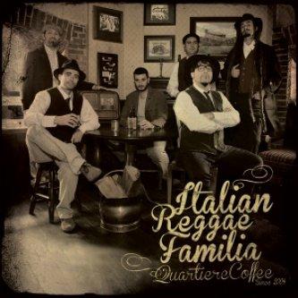 Copertina dell'album Reggae Familia, di Quartiere Coffee