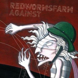 Copertina dell'album Against, di Red Worms' Farm