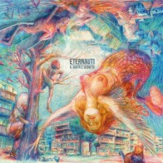 Copertina dell'album Il vuoto è segreto, di Eternauti