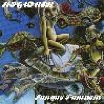 Copertina dell'album Fungus Fantasia, di Hogwash