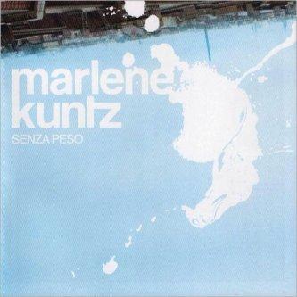 Copertina dell'album Senza peso, di Marlene Kuntz