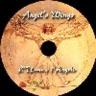 Copertina dell'album L'uomo e l'angelo (2 cd), di Angel's Wings