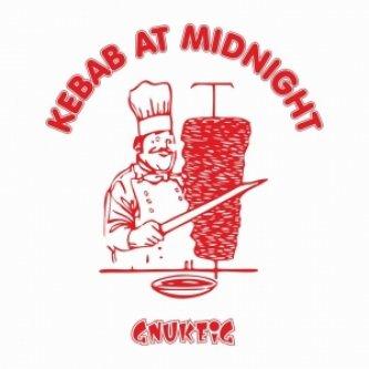 Copertina dell'album Kebab at midnight, di GNUKEiG