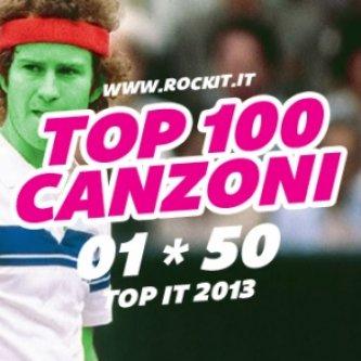 Copertina dell'album Top.100 2013 (1-50), di Saluti da Saturno