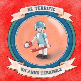 Copertina dell'album Un anno terribile, di El Terrific