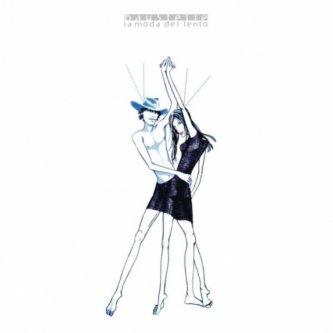 Copertina dell'album La moda del lento, di Baustelle