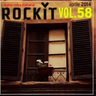 Copertina dell'album Rockit Vol. 58, di K-Conjog