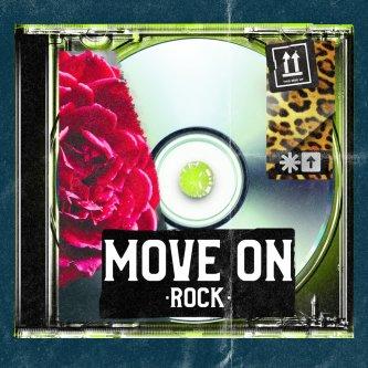Copertina dell'album Move On Rock, di BACCAMBA'RUS